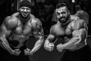Back Day Workout with IFBB Pro Luke Sandoe & Ben Chow