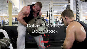 Dallas McCarvers Back Attack!!!