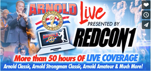 Arnold Classic 2018 - Full Video Stream
