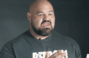 Brian Shaw's Food Regimen - What It Takes!