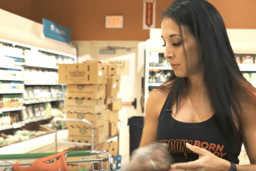 Healthy Grocery Shopping For A Family of Five With Darielle Singerman!