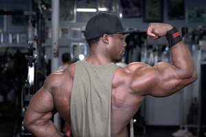 IFBB Pro Steve Laureus Trains Arms 7 Weeks out from the Pittsburgh Pro!