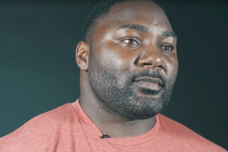 "Rapid Fire Questions With Anthony 'RUMBLE"" Johnson"