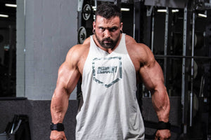 Redcon1 Athlete Luke Sandoe SMASHES Shoulders and Arms!