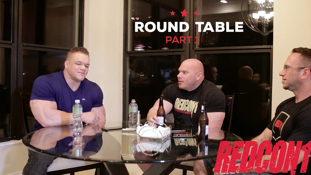 RedCon1 Round Table
