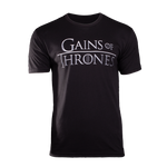 Meathead Nation - Gains of Thrones T-Shirt