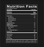 MRE Bar - Ingredients