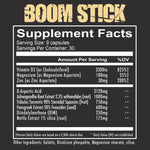 Boom Stick - Testosterone Support