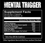 Mental Trigger - Focus Formula-Redcon 1 Official