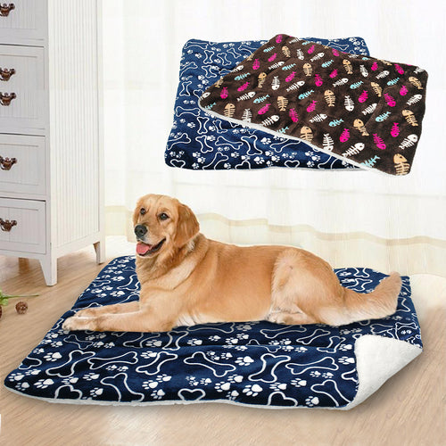 Big Dog Pet Mat Bed House - Tailored fits