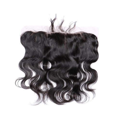 Lace Frontal Ondulé en Cheveux Brésilien Naturel - Brazil-Hair-Shop
