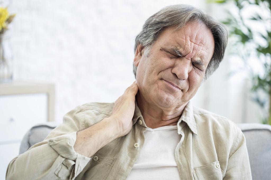 Constant Neck Pain and Stiffness