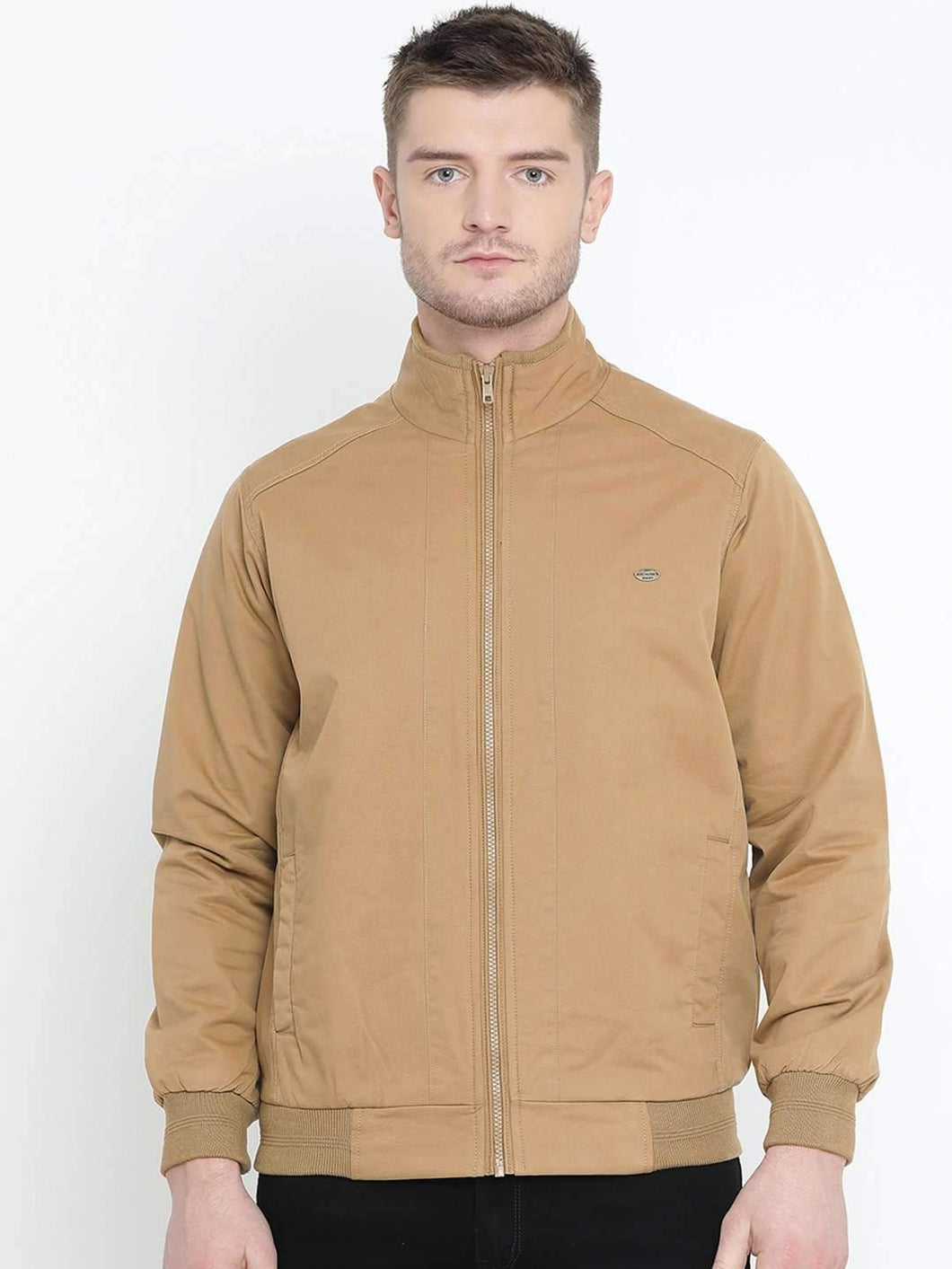 Richlook Camel Casual Jacket
