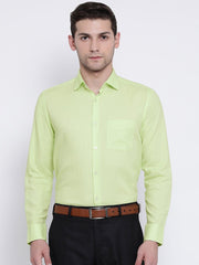Green Formal Shirt