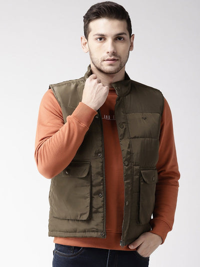 Olive Casual Jacket