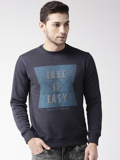 Rust Solid Sweatshirt