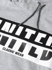 Grey Sweatshirt close view