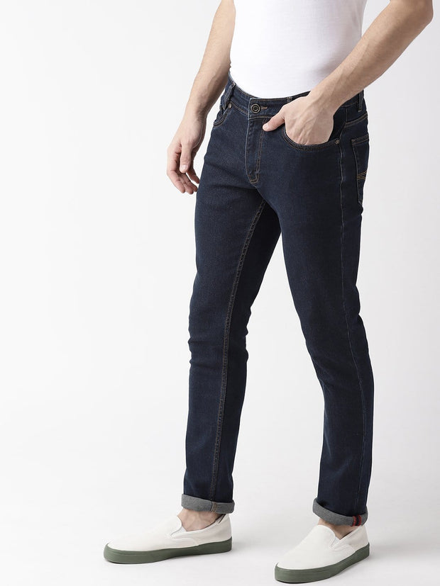 Blue Jeans side view