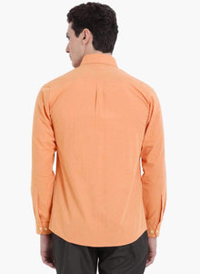 Richlook Rust Casual Shirt