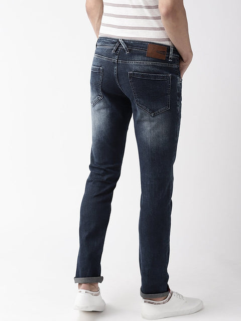 Slim Fit Jeans back view