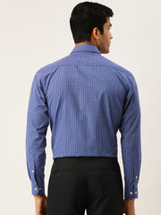 Blue and Firoze Formal Regular Fit Shirt
