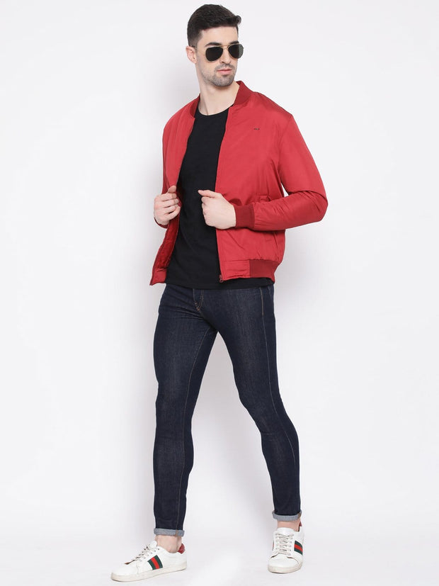 Red Jacket for men