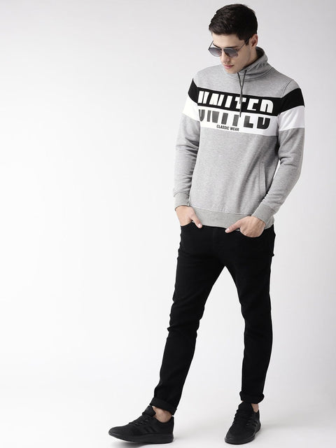 Grey Sweatshirt for Men