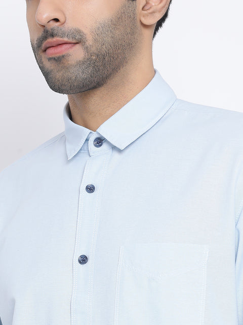 Sky Slim Fit Casual Shirt
