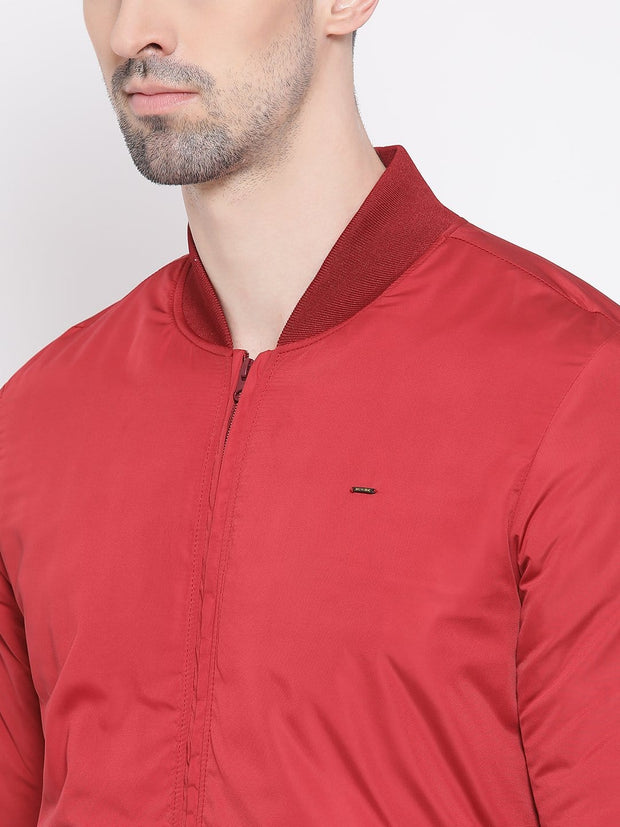 Red Jacket close view