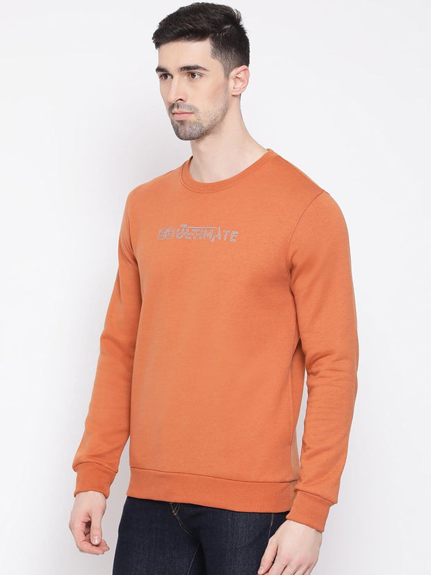 Richlook Rust Sweatshirt