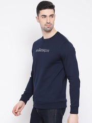 Richlook Navy Blue Sweatshirt