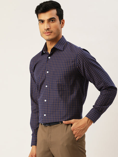 Termic & Blue Formal Shirt