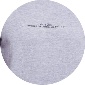 Richlook M.Grey SweatShirt