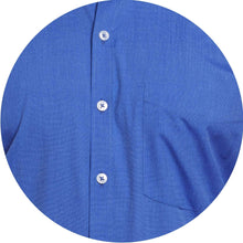 Load image into Gallery viewer, Richlook Electric Blue Color Formal Shirt