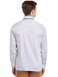 Richlook White Club Wear Shirt