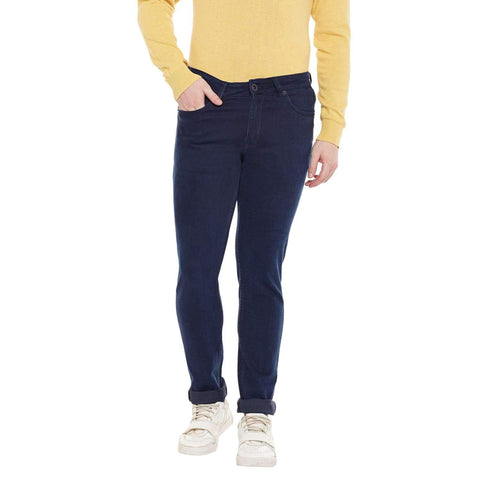 Richlook Dark Blue Slimfit Jeans