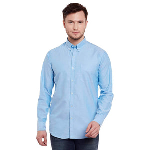 Richlook Sky Color Casual Shirt