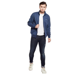 Richlook Denim Mix Sweatshirt
