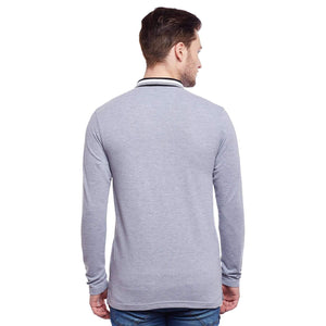 Richlook M.Grey Sweat Shirt
