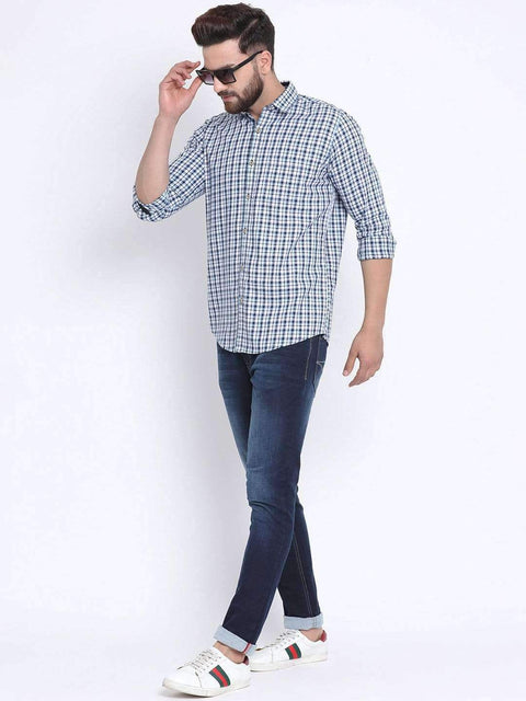 Multi Color Casual Shirt for men