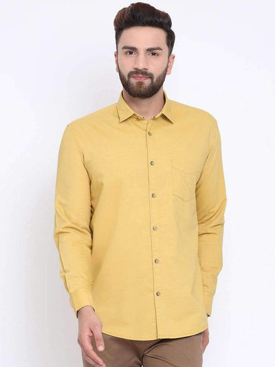 Termic Casual Slim Fit Shirt