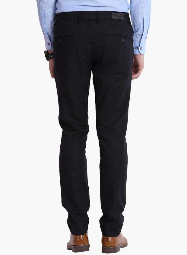 Slim Fit Trouser back view