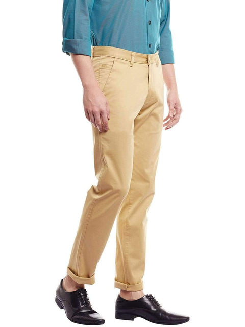 Richlook Casual Trouser Richlook Termic Slim Fit Trouser