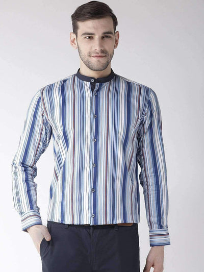 Richlook Multi Regular Fit Club Wear Shirt