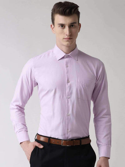 Light Purple Formal Shirt