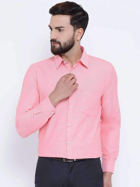 Richlook Carrot Formal Regular Fit Shirt