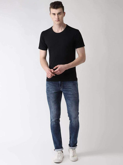 Richlook Jeans Blue Slim Fit Jeans