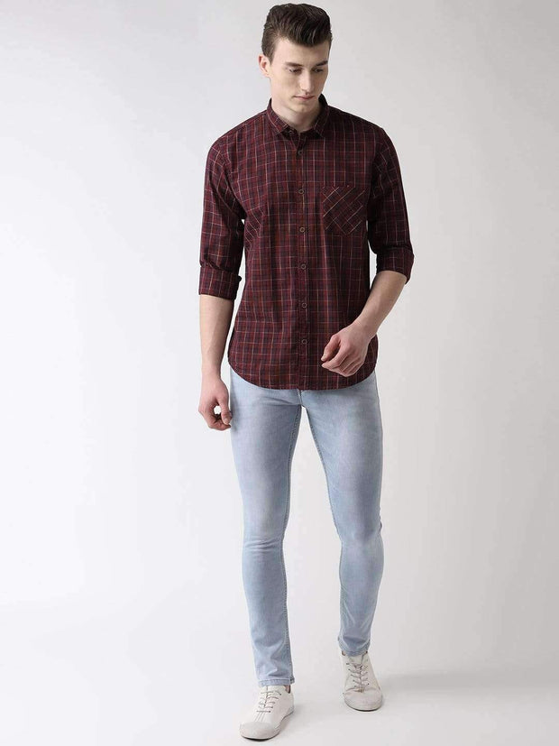 Blue Slim Fit Jeans full view