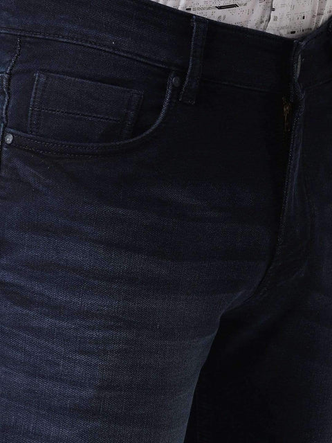 Jeans Blue Slim Fit Jeans for men