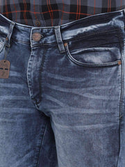 Richlook Mid Blue Slim Fit Jeans